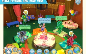 WildWorks has launched a mobile version of its popular social network for kids.