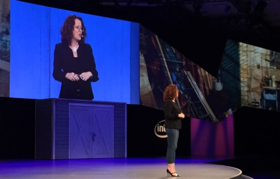 Genevieve Bell of Intel at IDF 2015