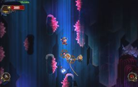 Chariot Xbox One falling