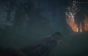 Lara Croft can kill from underwater in Rise of the Tomb Raider.