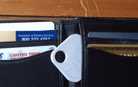 A Tile helped one guy find his wallet.