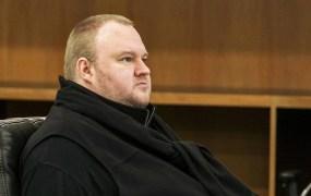 German tech entrepreneur Kim Dotcom attends a court hearing in Auckland, New Zealand, September 21, 2015. Reuters / Nigel Marple