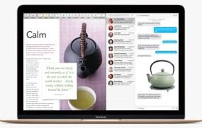 Apple OS X El Capitan.