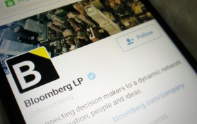 Bloomberg on Twitter