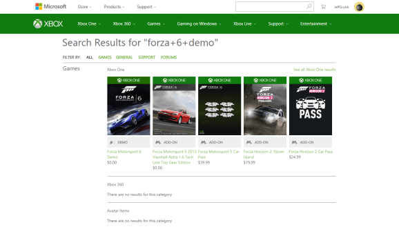 You can finally find demos by searching for them on the Xbox.com website.