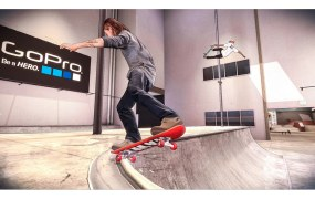 Tony Hawk's Pro Skater 5 recently changed to a cel-shaded art style.