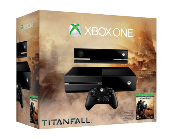 An early Xbox One bundle for the Titanfall shooter.