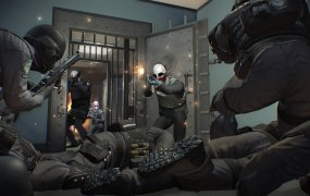 Payday 2 brings friends together to steal stuff.