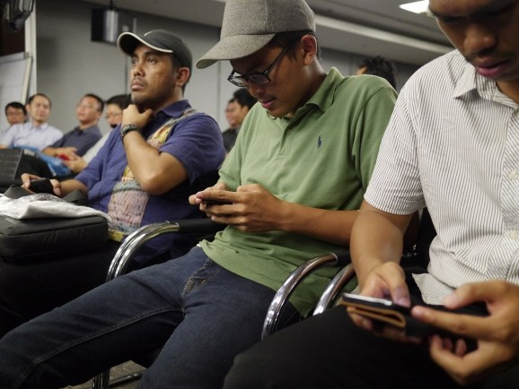texting asia