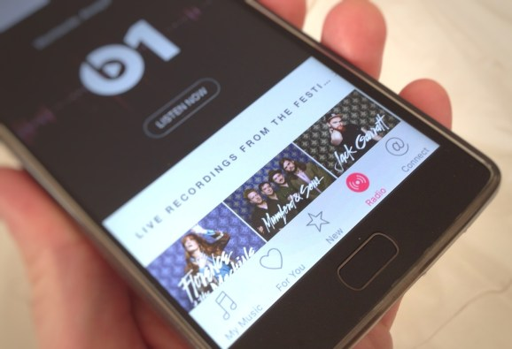 Apple Music: Android