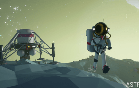 Astroneer is stylish and expansive.
