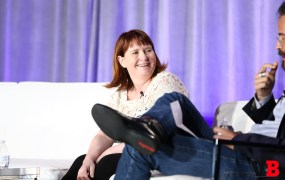 Kongregate's Emily Greer talks about indie games and in-app purchases at GamesBeat 2015.