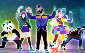 Each Just Dance background dancer costume is made by hand at Ubisoft's Paris studio.