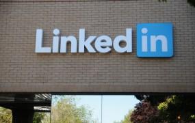 LinkedIn sign Sylvain Kalache Flickr
