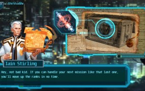 Early screenshots show how the Netrunner RPG's story progresses.
