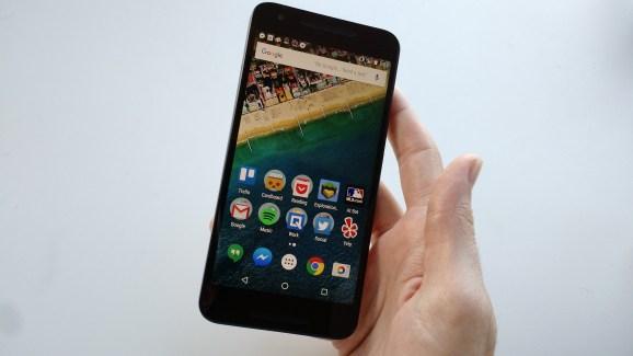 LG's Nexus 5X.