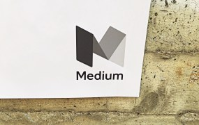 Medium's new logo