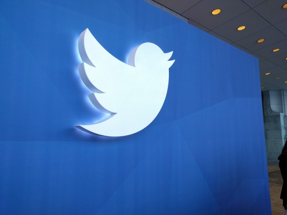 At the Twitter Flight developer conference in San Francisco on Oct. 21.