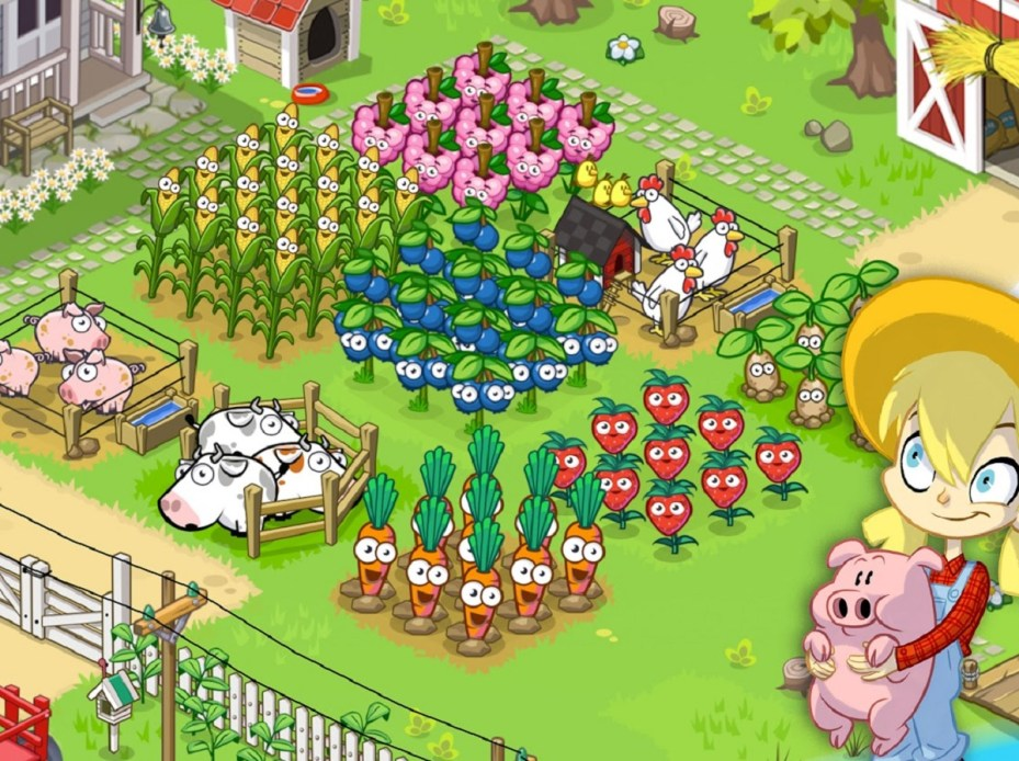 Farm Away! on iOS
