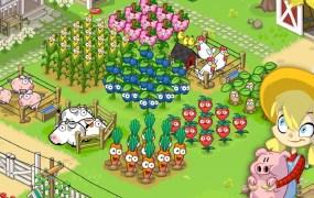 Farm Away! on iOS