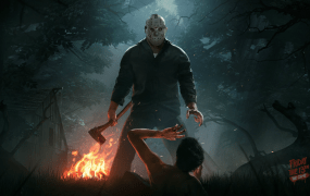 Friday the 13th: The Game concept