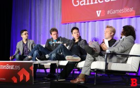 GamesBeat's panel on esports.
