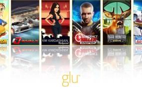 Glu Mobile's family of brands.