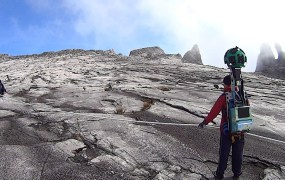 """Scaling the Mount Kinabalu peak is even tougher with an 18kg Trekker on your back"""