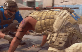 Uncharted 4: Multiplayer medic