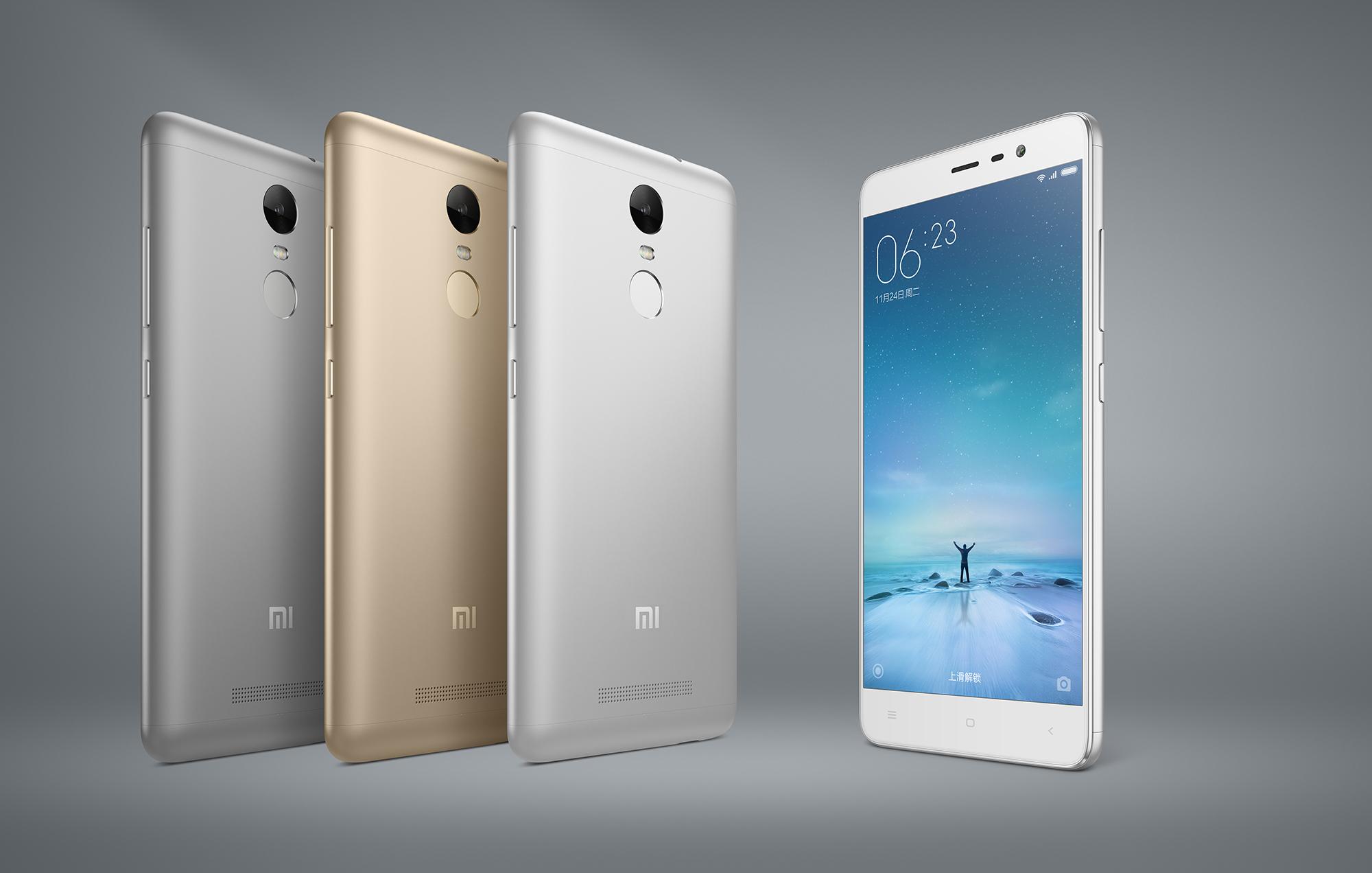 Xiaomi redmi note 3 fingerprint