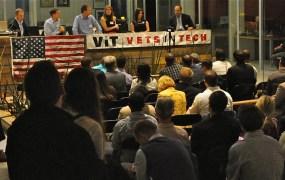 VetsInTech launched its VetCap funding workshop for vet entrepreneurs in 2014.