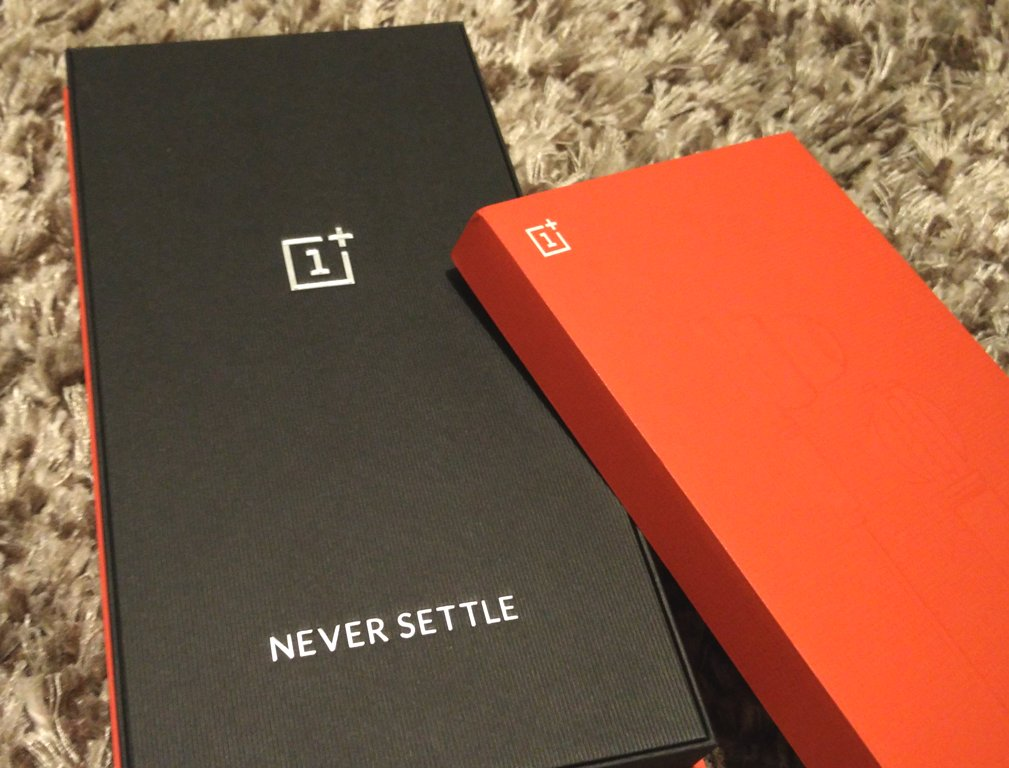 OnePlus Icons: Boxed