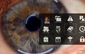 Eyefluence lets you control devices like VR headsets with your eyes.