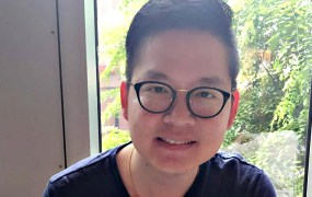 Melvin Tan, founder and COO of Lunch Kaki