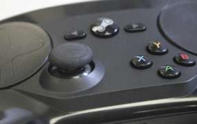 Steam Controller up close some more