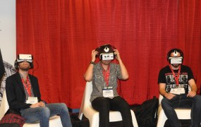 About  16 percent of Canada's game companies are working on VR.