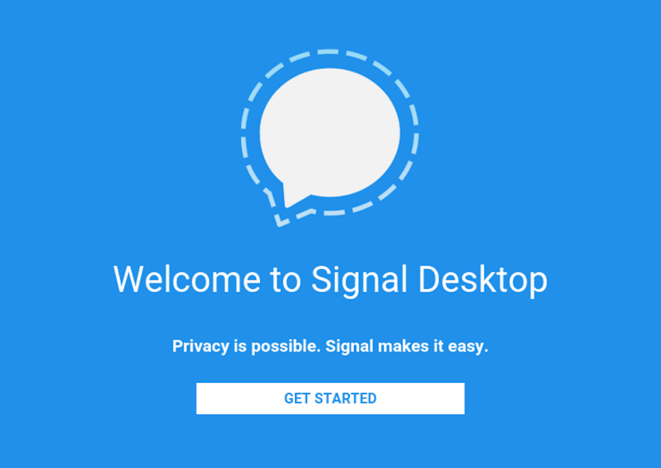 Encrypted Messaging App Signal Launches On Desktop For