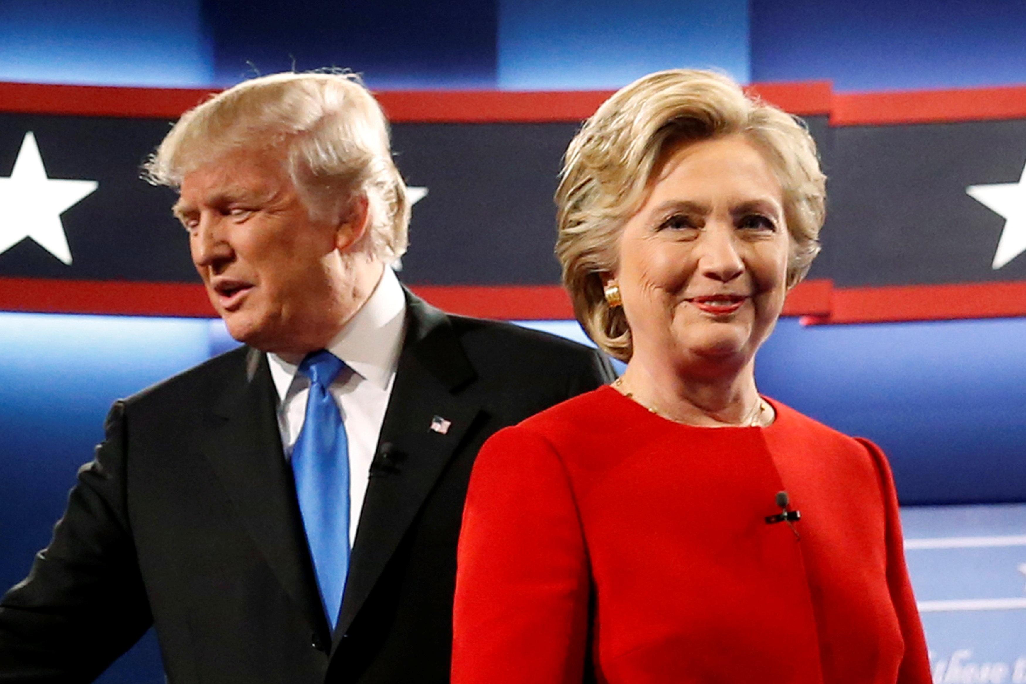 Fullsize Of Who Won The Debate Tonight