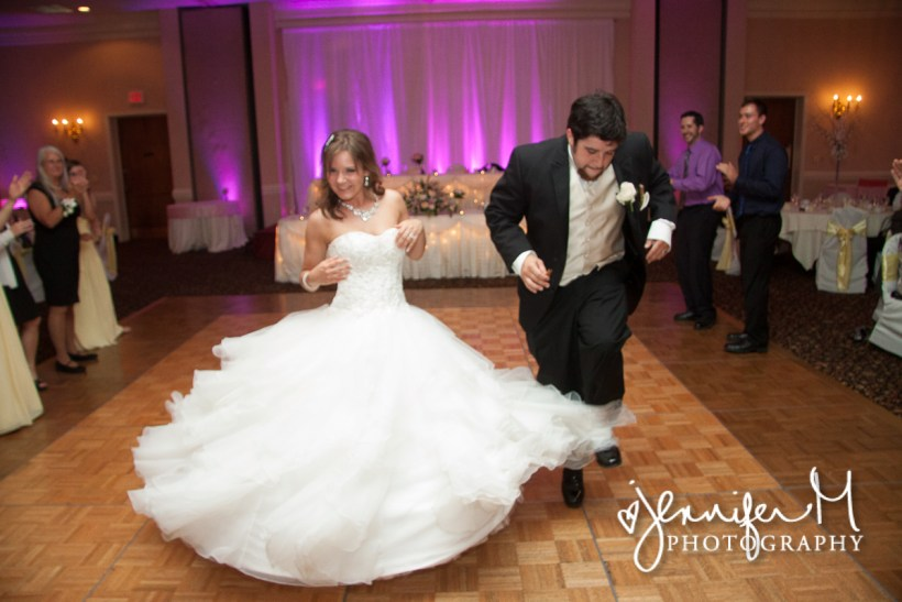 cleveland wedding reception