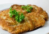 Schnitzel/ биточки/ Vera's Cooking/ Verascooking.com/