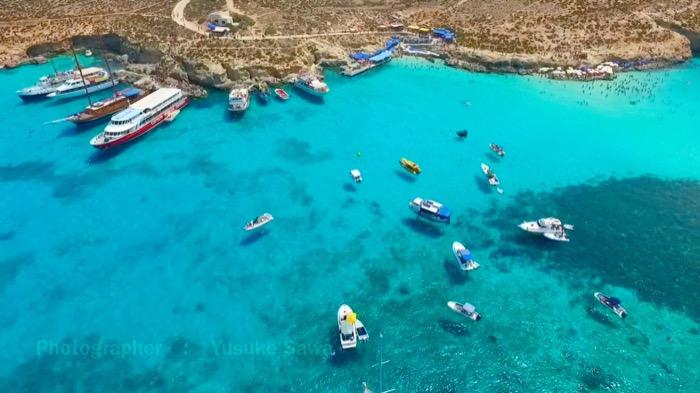 Comino Island2