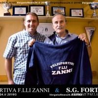 La Polisportiva Giovanile Vergatese F.lli Zanni apre un rapporto di cooperazione con S.G. Fortitudo Bologna