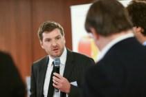 Sven Roehl, Chef von MSG Global Solutions Kanada