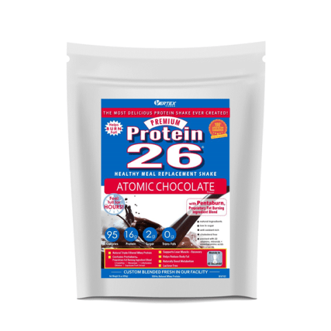 protein 26 atomic chocolate