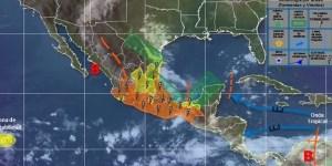 Clima vigilancia tormentas smn