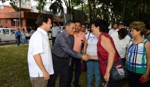 Acuerdos SSP vecinos y alcalde Centro