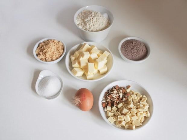 cookie pudding ingrédients