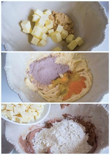 cookie pudding préparation