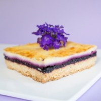 Bouchées Cheesecake Myrtille
