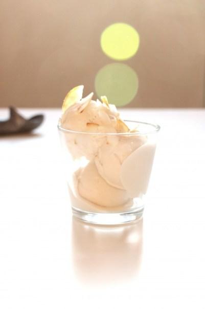 glace lait de coco sans oeuf